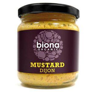 Biona Organic Dijon Mustard 200g