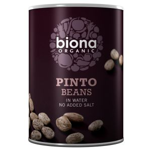 Biona Organic Canned Pinto Beans 400g