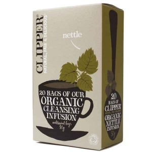 Clipper Organic Nettle Tea 20 Teabags