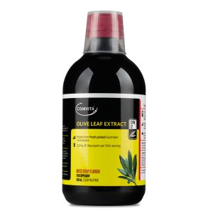 Comvita Olive Leaf Extract Mixed Berry Flavour 500ml