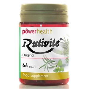 Power Health Rutivite Original 500mg Green Buckwheat Tablets