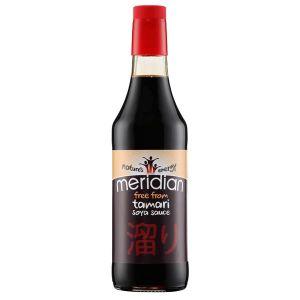 Meridian Tamari Soy Sauce Non Organic 500ml