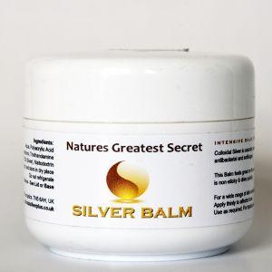 Optimised Energetics Natures Greatest Secret Colloidal Silver Balm 100ml
