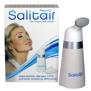 Salitair The original Salt Inhaler - Miocene Halite Salt Pipe (Pipe only)