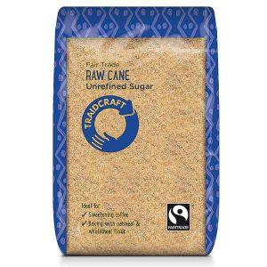 Traidcraft Unrefined Raw Cane Sugar 500g