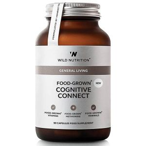 Wild Nutrition General Living Food-Grown Cognitive Connect 90 Capsules