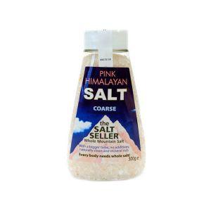 Saltseller Himalayan Crystal Salt Shaker Coarse 300g