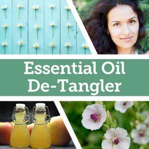 Essential Oil De-Tangler