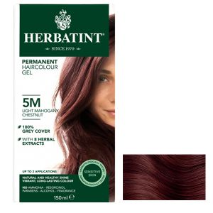 Herbatint Light Mahogony Chestnut 5m