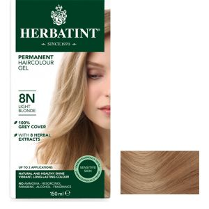 Herbatint Light Blonde 8n