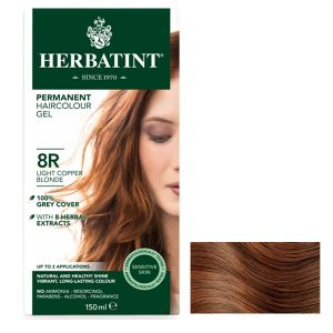 Herbatint Light Copper Blonde 8r