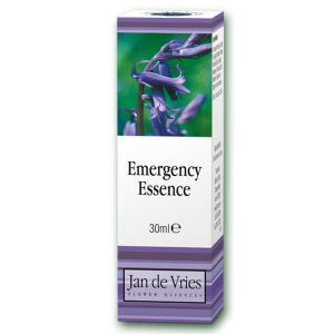 Jan de Vries Emergency Essence Combination Flower Remedy
