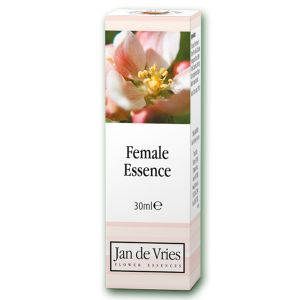 Jan de Vries Female Essence Combination Flower Remedy 30ml