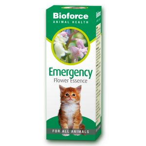 Jan de Vries Emergency Flower Essence For Animals 30ml