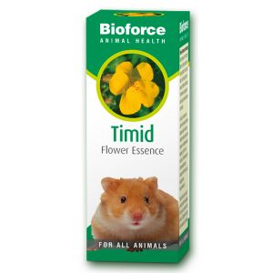 Jan de Vries Timid Flower Essence For Animals 30ml