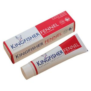 Kingfisher Fennel Toothpaste With Fluoride 100ml