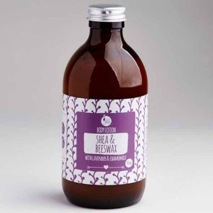Laughing Bird Shea & Beeswax Body Lotion (with Lavender & Chamomile) 300ml
