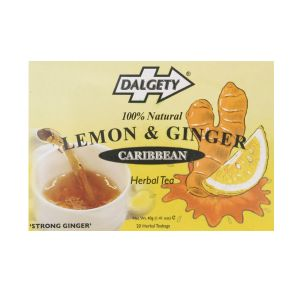 Dalgety Caribbean Lemon & Ginger 18 Tea Bags