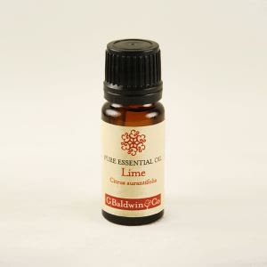 Baldwins Lime (citrus Aurantifolia) Essential Oil