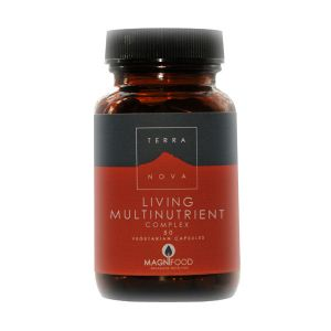 Terranova Living Multinutrient Complex 50 Vegetarian Capsules