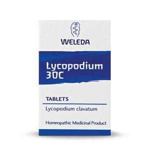 Weleda Homeopathic Lycopodium