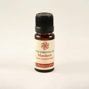 Baldwins Mandarin (citrus Reticulata Bianco) Essential Oil