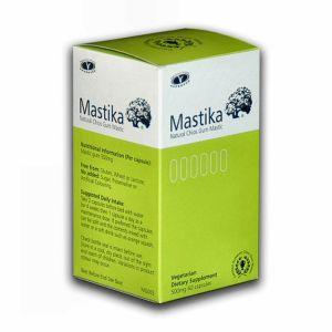 Mastika Gum Mastic Capsules 500mg 60 Capsules