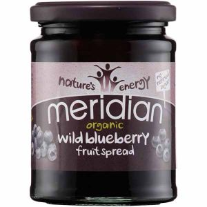 Meridian Organic Wild Blueberry Fruit Spread 284g