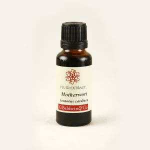 Baldwins Motherwort ( Leonurus Cardiaca ) Herbal Fluid Extract