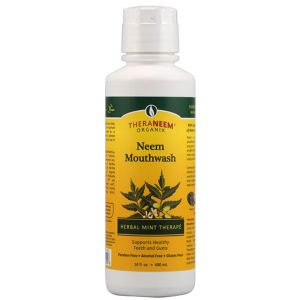 Theraneem Naturals Neem Mint Mouthwash 480ml