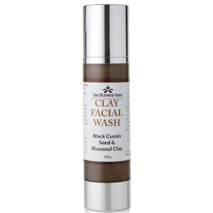 The Blessed Seed Black Cumin Seed & Rhassoul Clay Facial Wash 130g