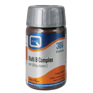 Quest Multi B Complex With 500mg Vitamin C