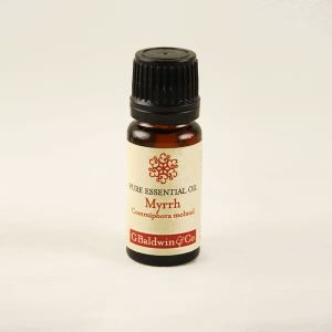 Baldwins Myrrh (commiphora Molmol) Essential Oil