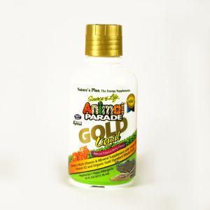 Natures Plus Animal Parade Liquid Gold 473.18ml - Liquid Vitamins For Children