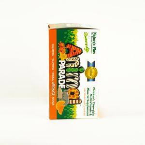 Natures Plus Animal Parade Orange Flavour 90 Chewable
