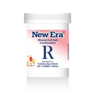 New Era Mineral Cell Salts Combination R 240 'fastmelt' Tablets
