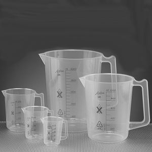 Plastic Measuring Jugs 100ml