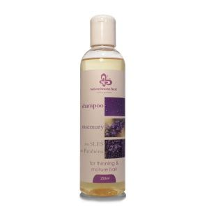 Nature Knows Best Rosemary Shampoo 250ml