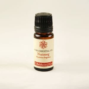 Baldwins Nutmeg (myristica Fragrans) Essential Oil