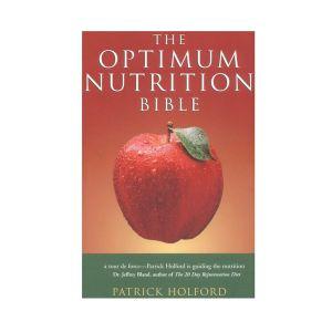 The Optimum Nutrition Bible Book