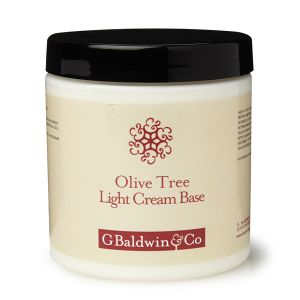 Olive Tree Light Base Cream