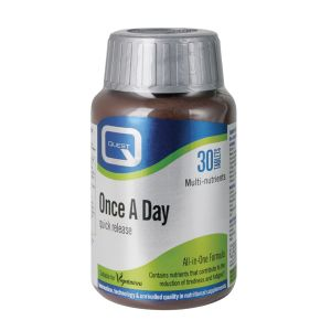 Quest Once A Day Quick Release Multivitamins And Minerals