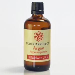 Baldwins Organic  Argan Oil