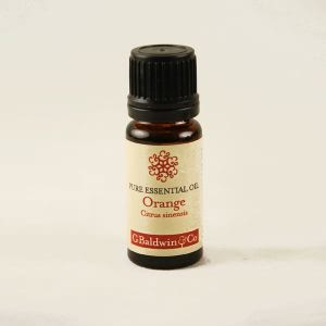 Baldwins Orange (citrus Sinensis) Essential Oil