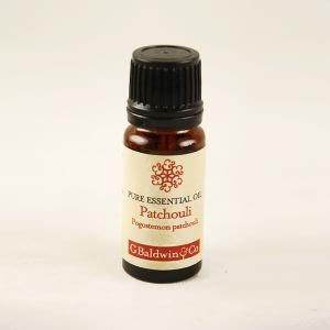 Baldwins Patchouli (pogestemon Patchouli) Essential Oil