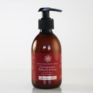 Pomegranate, Bilberry & Rose Body Lotion 250mls
