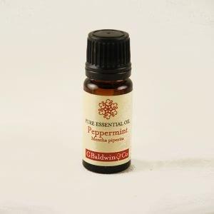 Baldwins Peppermint (mentha Piperita) Essential Oil