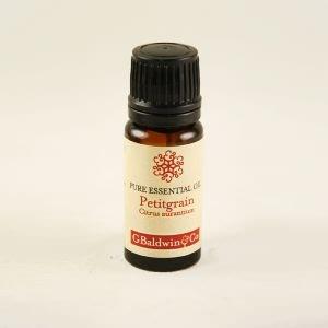 Baldwins Petitgrain (citrus Aurantium) Essential Oil