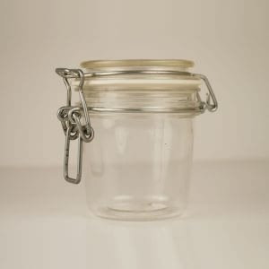 Baldwins Clear Pet Plastic Kilner Jar