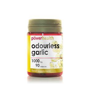 Power Health Odourless Garlic 1000mg 90 Capsules